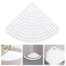 Shower Mat Non Slip Sector Rubber Corner Anti Mould Quadrant Bath Mat Safety Mat