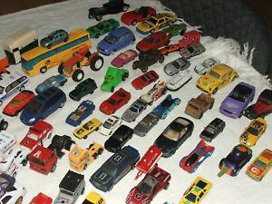 lot de 98 voitures voitures miniatures