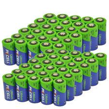 NEW 200 x 3V 1500mAh CR123A CR123 CR17345 Lithium Camera Photo Torch Batteries