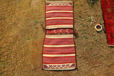 COLLECTORS' PIECE Antique Yamut Turkmenistan Russian khorjin Turba,Cushion Cover