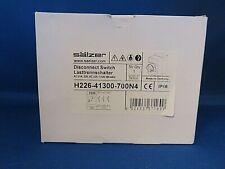 SALZER 20A 3P ROTARY ISOLATOR SWITCH AC IP66 -  H226-41300-700N4