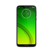 Motorola Moto G7 Power XT1955 Unlocked,marine blue-