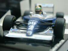 WOW EXTREMELY RARE Williams FW15D Renault Senna Estoril Jan 1994 1:43 Minichamps