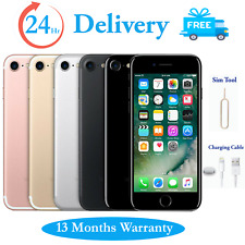 Apple iPhone 7 32GB 128GB 256GB Unlocked Refurbished Smartphone All Colour
