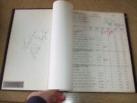 SIGNED 1962 Shannon Our Man Higgins 64 Day Out Of Days Nader Screen Gems FOY ABC