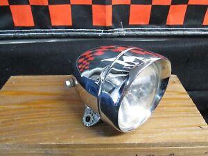 Raleigh Superbe Miller Dyno Hub Headlight