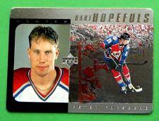 1996-97 PETER FORSBERG 96-97 UPPER DECK HART HOPEFULS SILVER**Scarce**