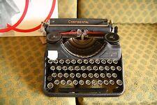 Continental 34 Typewriter