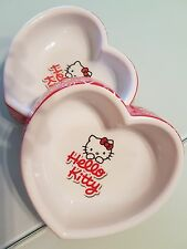 2 STÜCK Hello Kitty Katzennapf Futternapf Wassernapf Melamine 250 ml NEU