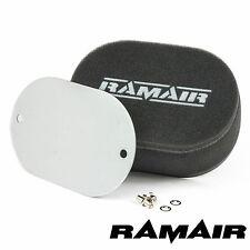 Ramair (CARB) Bullone per filtri dell' Aria Con Vuoto Piastra di base - 40mm altezza interna