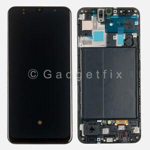 Samsung Galaxy A10 A10E A20 A30 A30S A50 A70 LCD Touch Screen Digitizer Frame