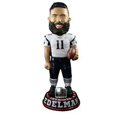 Julian Edelman New England Patriots Super Bowl LII Champions 3 Foot Bobblehead