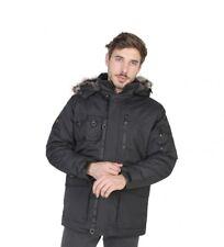 Abrigos y chaquetas de hombre parkas de poliéster talla S