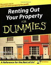 Renting Out Your Property for Dummies UK Edition By Melanie Bien, Robert S. Gri