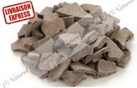 Argile Rhassoul de Fès aux Plantes BIO en Vrac 100% Naturel 80g Clay, Arcilla