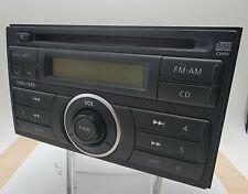 OEM 07 2007 08 2008 09 2009 Nissan Versa AM FM Radio Single Disc CD Player
