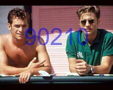 BEVERLY HILLS 90210 #197,LUKE PERRY,JASON PRIESTLEY,BARECHESTED,SHIRTLESS,photo