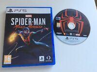 marvels spider-man: miles morales playstation 5