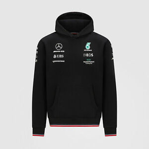 Mercedes AMG Petronas Motorsport F1™Mens Team Replica Hoodie 2021 Free UK Ship