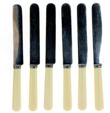 Joseph Elliot & Sons 6 x knives English 20 cm