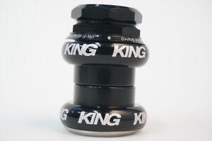 New CHRIS KING GripNut Threaded Headset 1inch Black HSA2B Free Shipping