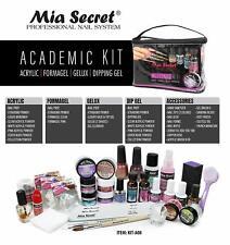 Mia Secret Academic Nail Kit for Acrylic,Formagel,Gelux & Dip Gel Set (Kit-A08)