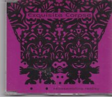 Exquisite Corps-Reassembling Reality cd maxi single