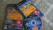 Capcom classics collection sur xbox