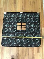 "NEW 36""x29"" Bunk Bed Club House Curtains CAMO Alpha Centuri Bunk Bed Accessory"