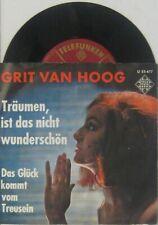 Grit Van Hoog träumen ist das nicht wunderschön / das Glück kommt vom treu sein