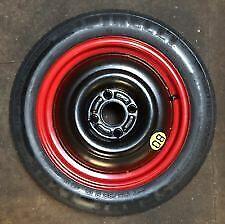 Bargain Ford Fiesta mk7 & mk8 Space Saver Spare Wheel &Tyre 2008-2021 Fits B Max