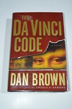 The Da Vinci Code by Dan Brown, Hardcover, First Edition