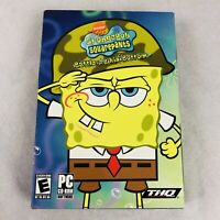 SpongeBob SquarePants Battle for Bikini Bottom PC Game 2003 THQ Sealed New