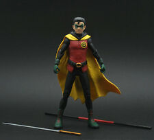 Batman Justice League DC Wayne Enterprise Damian as Robin Action Figure ZX456