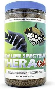 New Life Spectrum Thera A Large Pellet 600g Naturox Series Enhanced