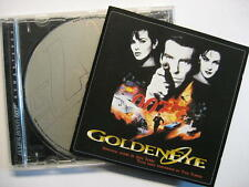 JAMES BOND 007 GOLDEN EYE - CD - O.S.T. - ORIGINAL SOUNDTRACK - ERIC SERRA