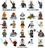 Star Wars Rebels Minifigure Mace Windu Darth Vader Anakin Lego & Custom Figure