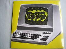 Kraftwerk Computer World UK Vinilo LP 2009 180g + FOLLETO Remaster Nuevo Como Nuevo Sellado