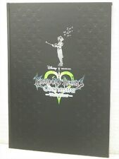 KINGDOM HEARTS Orchestra World tour Art Book Fanbook 2016 Ltd *