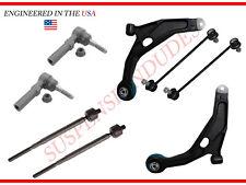 8PC Control Arm Tie Rod Sway Bar Links Dodge Avenger Chrysler 200
