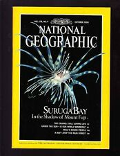 the NATIONAL GEOGRAPHIC October 1990 Cajuns MALI'S DOGON ocean Rain Forest