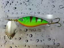FIRETIGER S/B LURE WITH SPINNER BLADE PIKE PERCH BASS ZANDER FISHING LURE 12G