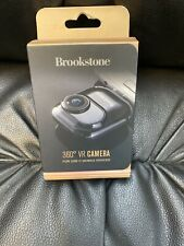 BROOKSTONE 360 VR CAMERA For USB-C MOBILE DEVICES