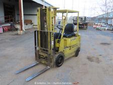 New ListingMitsubishi Fgc25 5,000Lb Lp Warehouse Industrial Forklift Lift Truck bidadoo