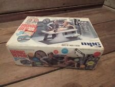 Vintage MPC 1970's The Bionic Woman Bionic Repair Snap Together Model Kit