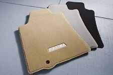 Genuine Nissan 2012-2014 Maxima Carpeted Floor Mats Carpeted Floor Mats