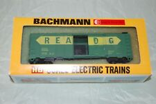 Bachmann 41' Steel Box Car Reading Freight Car HO Scale