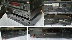 Sony MDS-JB930 minidisc player and recorder MADE IN JAPAN