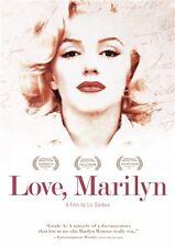 LOVE MARILYN New Sealed DVD Monroe
