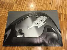 Werbeposter Oakley Pro Frame Goggle